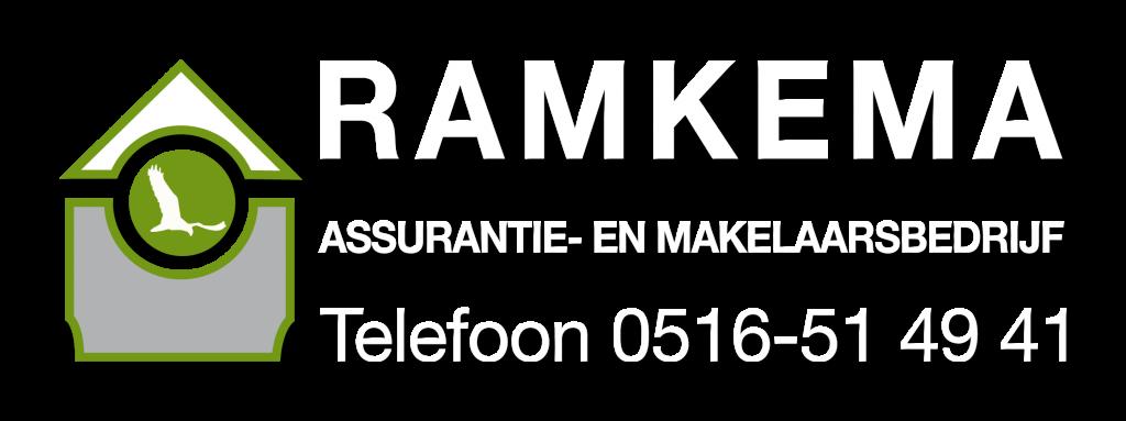 Logo Ramkema assurantie en makelaarsbedrijf