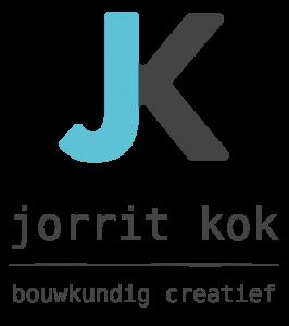 Logo bouwkundig tekenbureau Jorrit Kok